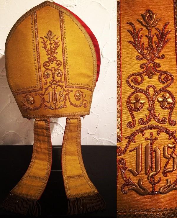 司教冠 ミトラ