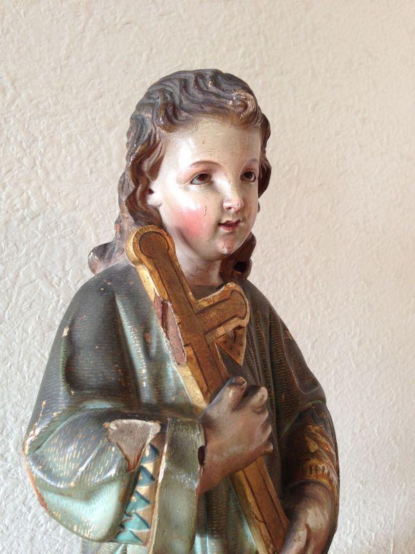 1850年代 洗礼者ヨハネ像